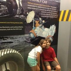 Photo taken at DaVinci Science Center by Sarah L. on 7/26/2014