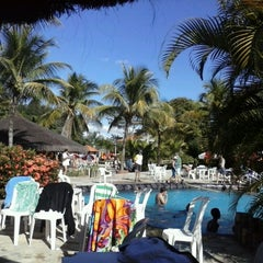 Photo taken at Lagoa Quente by Leonard D. on 7/5/2013