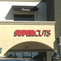 Photo taken at supercuts by Carrie K. on 1/13/2013