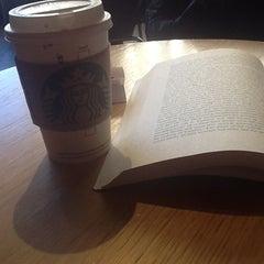 Photo taken at Starbucks by Yogatones Y. on 1/2/2013