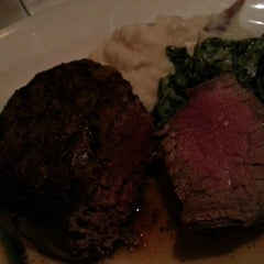 Photo taken at The Capital Grille by Hannah S. on 1/30/2013
