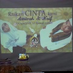 Photo taken at Sekolah Agama Menengah Batu 10 Cheras by Adila R. on 8/17/2013