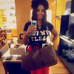 Photo taken at Louis Vuitton Troy Saks by Lenette G. on 9/1/2015