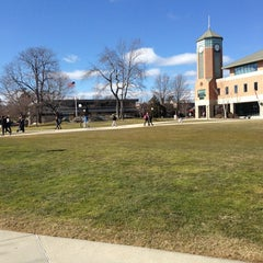 Photo taken at Roger Williams University by JD on 3/5/2013