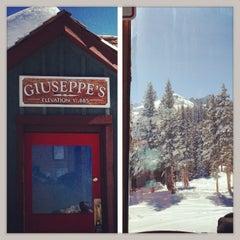 Photo taken at Giuseppe's by Allison C. on 2/1/2013