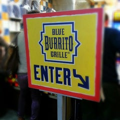 Photo taken at Blue Burrito Grille by Stephen P. on 11/28/2012