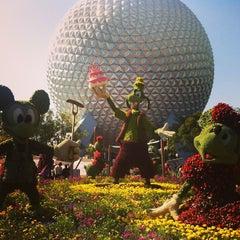 Photo taken at Walt Disney World Resort by Neil B. on 3/30/2013