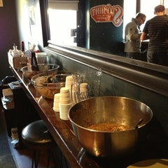 Photo taken at South 4th Bar & Cafe by Daniel V. on 1/26/2013