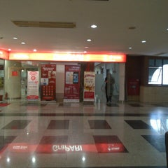 Photo taken at graPARI Telkomsel by Ismailia S. on 2/20/2014