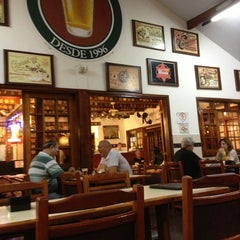 Photo taken at Bar do Chopp by Eduardo M. on 1/17/2013