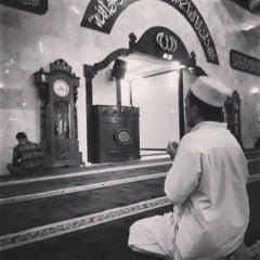 Photo taken at Masjid Agung Sudirman by Bara Ekiyama B. on 7/11/2015