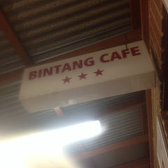 Photo taken at Bintang Cafe by Phil W. on 4/5/2015