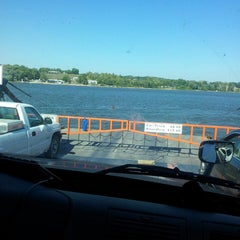 Photo taken at Golden Eagle Ferry by Chalie B. on 10/11/2013