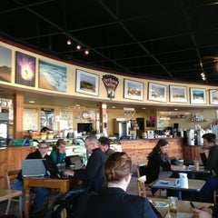 Photo taken at Orchard Valley Coffee by Fritz K. on 1/14/2013