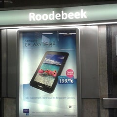 Photo taken at Roodebeek (MIVB / STIB | De Lijn | TEC) by Quentin B. on 7/21/2013