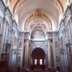 Photo taken at Cattedrale di San Pietro by Antonio on 7/5/2013
