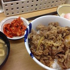 Photo taken at 松屋 高田馬場店 by nori on 12/19/2013