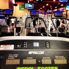 Photo taken at 24 Hour Fitness by Randy T. on 4/5/2014