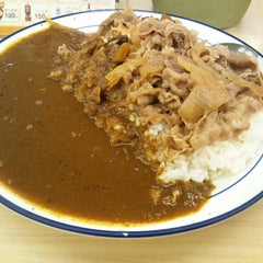 Photo taken at 松屋 水戸駅前店 by kobanori on 3/13/2013