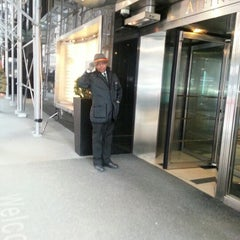 Photo taken at Fifty NYC-an Affinia Hotel by Annette S. on 2/7/2013