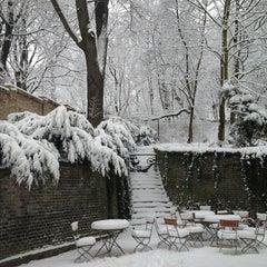 Photo taken at Café Podnebi by xmirinka on 2/23/2013