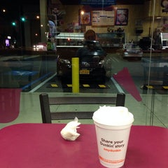 Photo taken at Dunkin' Donuts by Erhan A. on 7/7/2014