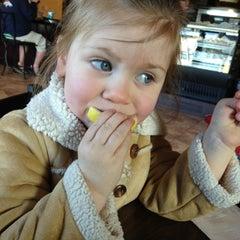 Photo taken at Oliver's Cafe by Jennifer H. on 3/24/2013