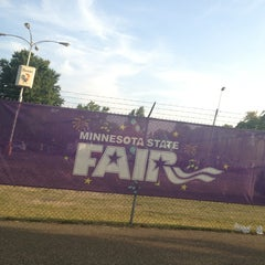 Photo taken at Minnesota State Fairgrounds by Dave S. on 8/24/2013