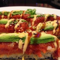 Photo taken at Newport Fusion Sushi by Karen on 11/21/2015