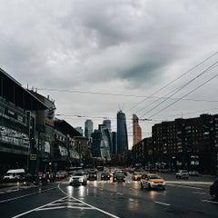 Photo taken at Большая Дорогомиловская улица by Ruslan K. on 7/28/2015
