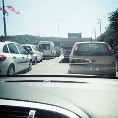 Photo taken at Milas - Bodrum Yolu by Samet T. on 4/25/2013