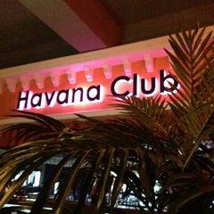 Photo taken at HavanaClub by Kirill R. on 6/11/2013