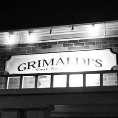 Photo taken at Grimaldi's Coal Brick-Oven Pizzeria by Ryan H. on 2/3/2013