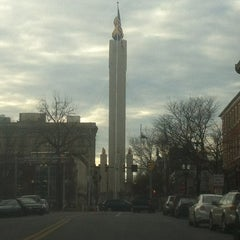 Photo taken at Centre Square Easton by Christine H. on 1/19/2013