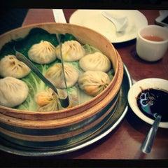 Photo taken at Joe's Shanghai 鹿鸣春 by Yulia R. on 5/2/2013
