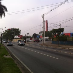 Photo taken at Avenida Guido Aliberti by Geraldo S. on 6/13/2013