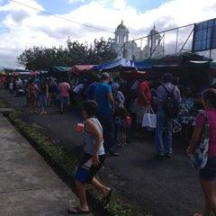 Photo taken at Santo Domingo by Jimena O. on 1/19/2013