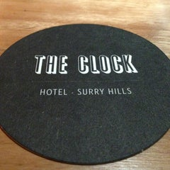 Photo taken at The Clock Hotel by Luccas P. on 5/19/2013