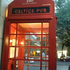 Photo taken at Celtics Pub by Diego A. on 5/1/2013