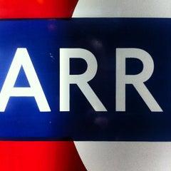 Photo taken at Farringdon London Underground Station by sinister p. on 9/18/2012