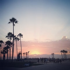 Photo taken at Venice Beach by AdaPia D. on 7/15/2013