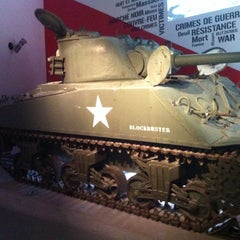 Photo taken at Bastogne Historical Center by Chris T. on 7/17/2014