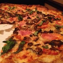 Photo taken at Francesca's Pizza & Restaurant by Szilard P. on 2/14/2013