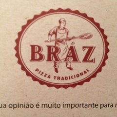 Photo taken at Bráz Pizzaria by Alexandre F. on 5/3/2013