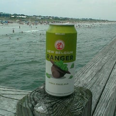 Photo taken at Atlantic ocean Tybee Island by Brandon F. on 6/23/2014