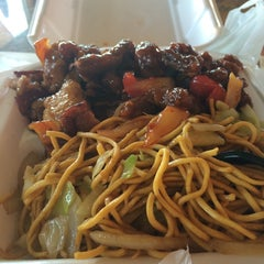 Photo taken at Panda Express by Ardianty N. on 10/17/2014
