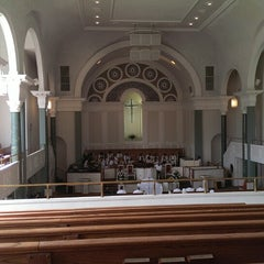 Photo taken at West Hunter Street Baptist Church by Alex-Arthur W. on 6/2/2013