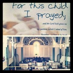 Photo taken at West Hunter Street Baptist Church by Alex-Arthur W. on 6/9/2013