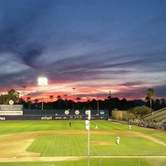 Photo taken at Hi Corbett Field by Pete R. on 3/5/2016
