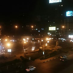 Photo taken at Sphinx Square | ميدان سفنكس by Selim K. on 10/22/2014